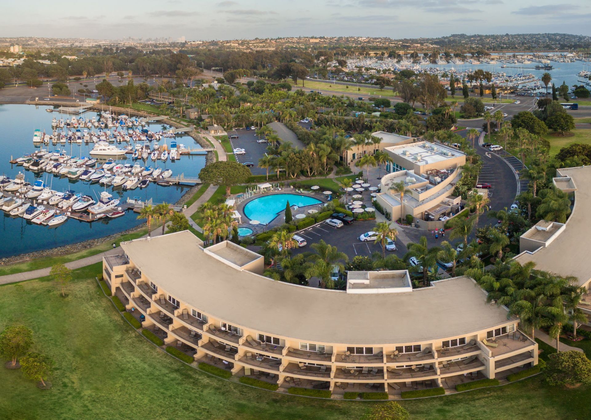 Mission Bay San Diego Hotel | The Dana on Mission Bay