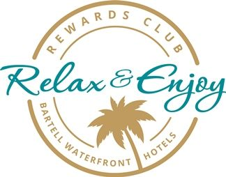 Relax & Enjoy Rewards Club Logo